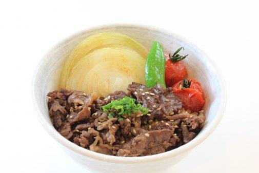 伊豆牛焼肉丼