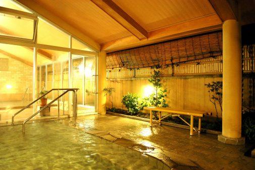 露天風呂「朱雀の湯」