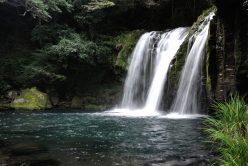 七滝のひとつ、初景滝
