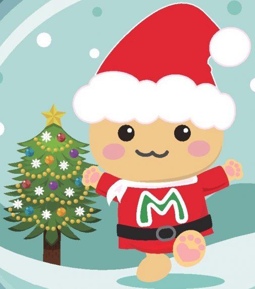 マリにゃんクリスマスー
