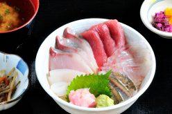海辺の地魚海鮮丼