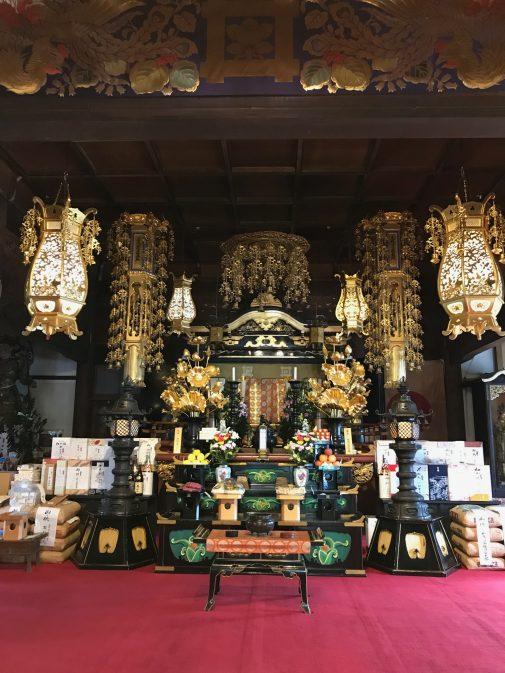 佛現寺 本堂