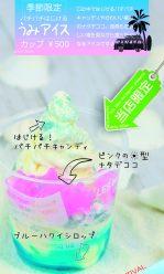伊豆の海アイス